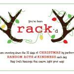 Random Acts of Christmas Kindness