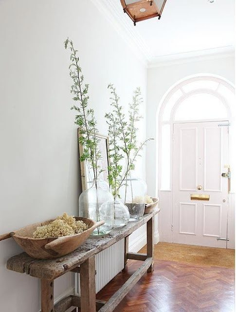 A Bowl Full of Simple | Entryway Inspiration