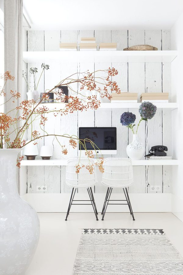 A Bowl Full of Simple | Home Office Inspiration