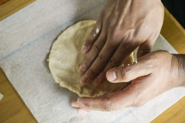 Tortilla Making Class - Costa Rica