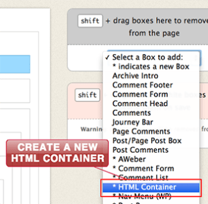 Create-HTML-Container