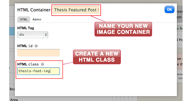 Customize-Thesis-Post-Image-Container