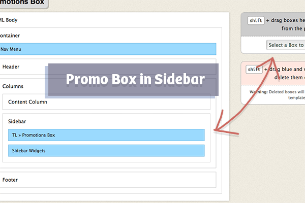 Promo Box Sidebar Use