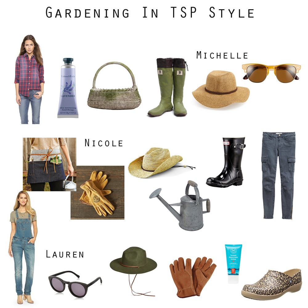 gardening in style