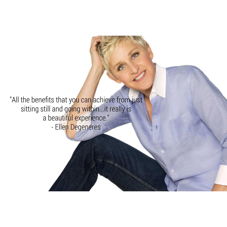 Ellen Deg Quote