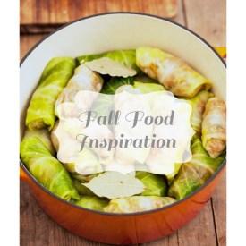 Fall Food Inspiration