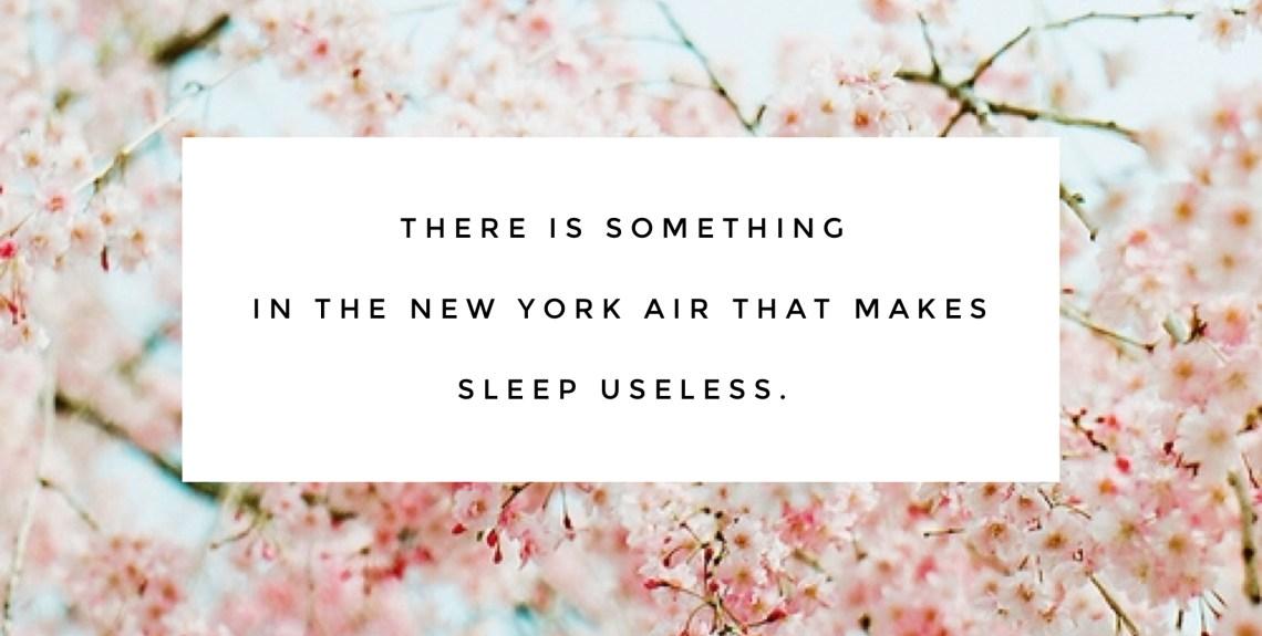 I Heart You, New York City