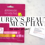 Lauren's Beauty Must Haves