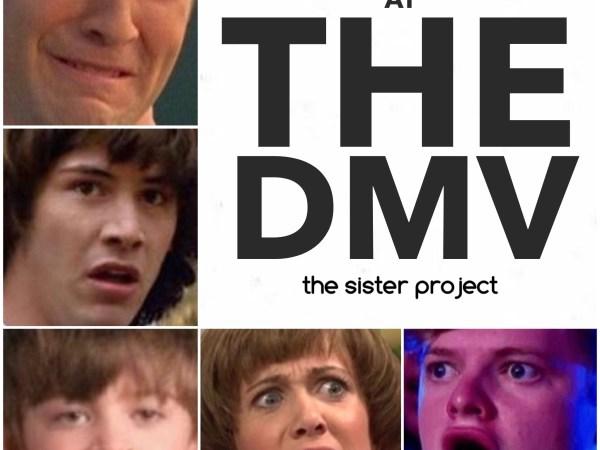 Adventures At The DMV