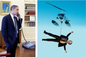 Obama to Send Former President Bush to World's Hot Spots
