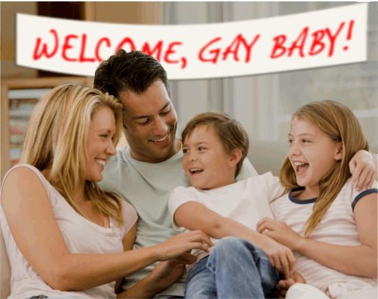 Heterosexual Couple to Adopt Gay Baby