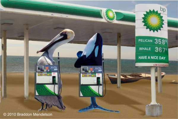 BP Opens its First New Gas Station Since Oil Spill