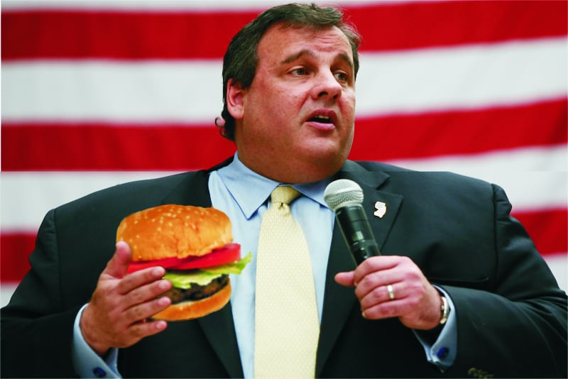 Nude Photo of Gov. Chris Christie Crashes Internet
