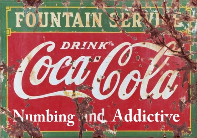 Coca-Cola Puts Cocaine Back in Formula