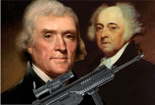 Historic Document Reveals Founding Fathers Wanted Mentally Ill to Kill Many People at Once