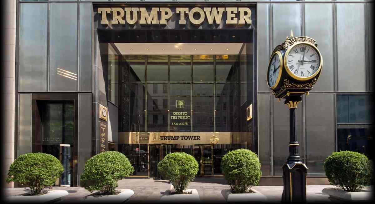 Tenants of Trump Tower Petition for Name Change