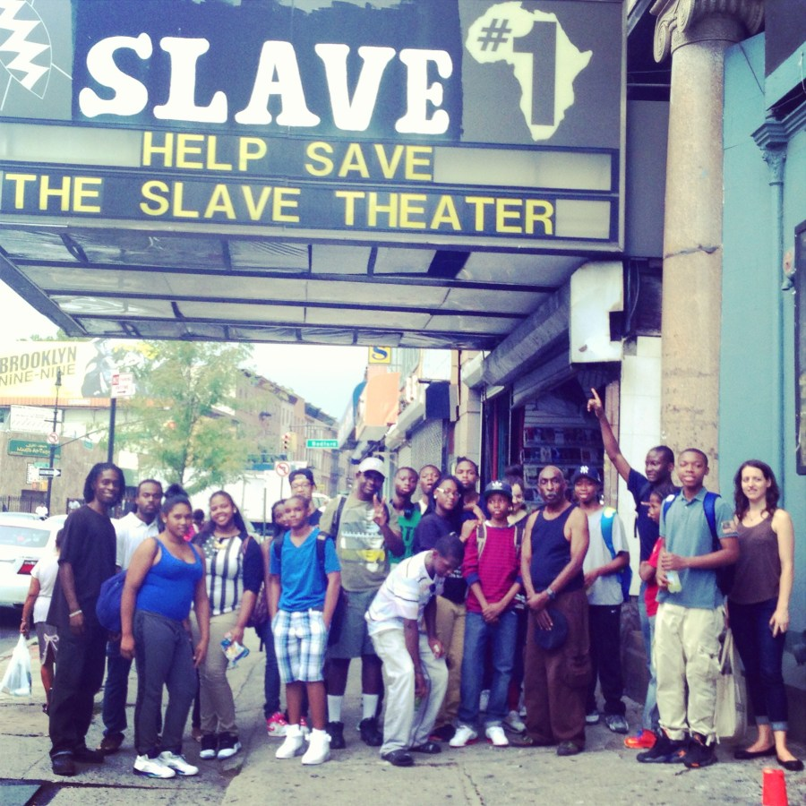 Saving The Slave