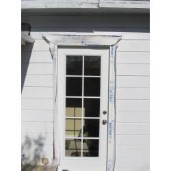 Small Crop Of Window Trim Exterior