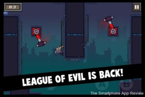 League of Evil 2 iPhone App Review Screenshot 1 300x200 League of Evil 2 iPhone Review screenshot