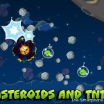 Angry Birds Space iPhone Screenshot 1