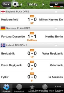 Betscores iphone screenshot 2 208x300 Betscores iPhone Review screenshot