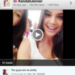 Keek iPhone Screenshot 2