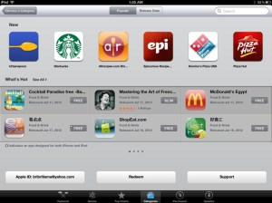 20120718 011030 300x224 App Store Adds Food and Drink screenshot