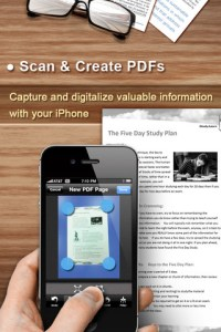 Pocket Scanner iPhone Screenshot 1 200x300 Pocket Scanner iPhone Review screenshot
