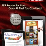 PDF Reader iPad screenshot 1