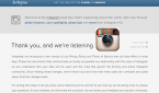 Instagram Causes Uproar Over Terms of Service Changes