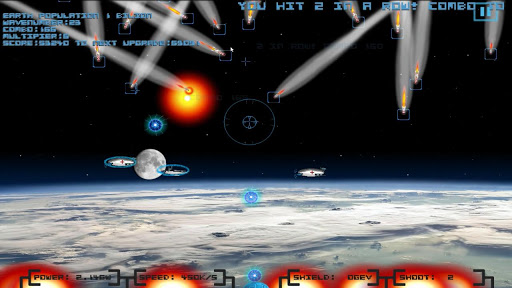 Space Defence Android Space Defence HD Android Review screenshot