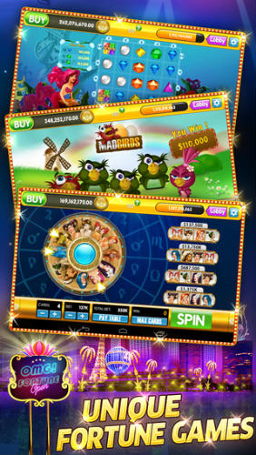 omgiphone OMG! Fortune Free Slots iPhone Review  screenshot