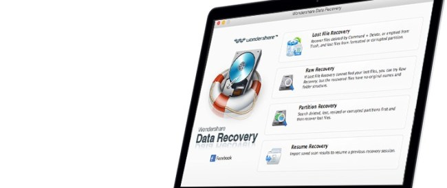 Wondershare Data Recovery image 1