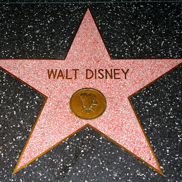 Walt_Disney's_star_on_the_Hollywood_Walk_of_Fame
