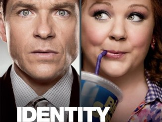 Jason Bateman plays the victim and Melissa McCarthy plays his foil in this comedy about stolen identity.