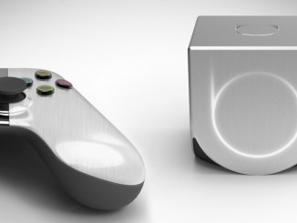 Ouya began with an online Kickstarter campaign in order to raise the $950,000 required in order to get the Ouya made. The console will launch in June 2013.