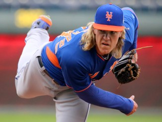 Noah Syndergaard. Photo courtesy of Wikimeida.