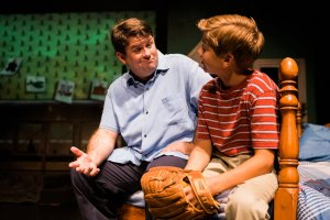 """""""Big Fish"""" tells the story of a father who loves storytelling. (Photo Courtesy of PrimaTheatre.com)"""