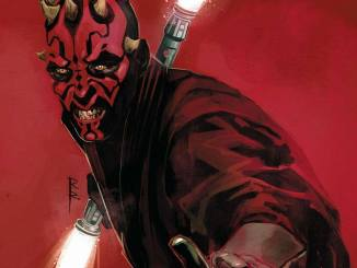 """Darth Maul"" tells the story of Maul from the beginning of his life. (Photo Courtesy of Marvel.com)"