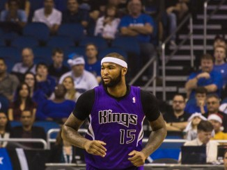 DeMarcus Cousins was recently traded to the Pelicans. (Photo Courtesy of Wikimedia)