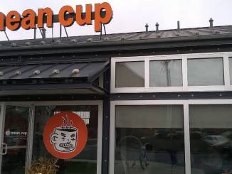 Mean cup