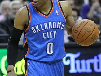After the departure of Kevin Durant, Westbrook showed the league the elite player he can be. (Photo Courtesy of Wikimedia)