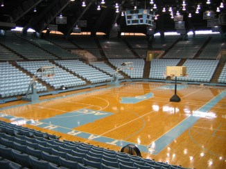 UNC beat the odds by returning to the championship, this time pulling out the victory over Gonzaga. (Photo courtesy of Wikimedia)