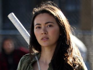 """NEW YORK, NY - SEPTEMBER 22:  Jessica Henwick  filming Marvel / Netflix's """"Iron Fist"""" on September 22, 2016 in New York City.  (Photo by Steve Sands/GC Images)"""