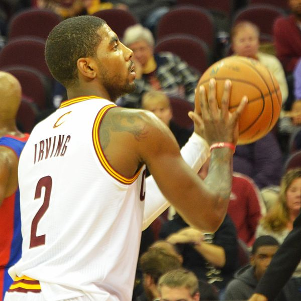 Draymond Green respects Kyrie Irving trade request: 'You have to deliver'