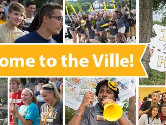 Millersville Orientation Banner for Fall 2017