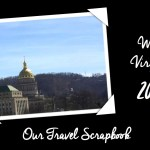 West Virginia Travel Scrapbook