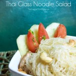 Yum Woon Sen (Thai Glass Noodle Salad)