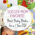 What's Annabelle Reading? Best Baby Books For a One Year Old