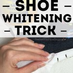 How to Quickly Whiten Shoe Soles